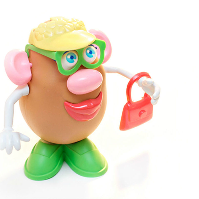 Set to Serve | The Lesson From Mrs. Potato Head