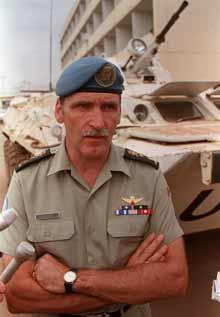 General Romeo Dallarie