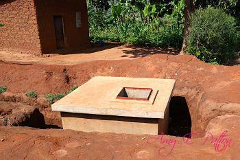 Rwanda water system