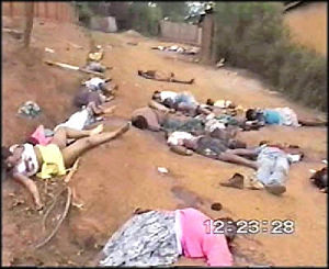 Rwandan Genocide, Where was the rest of the world?