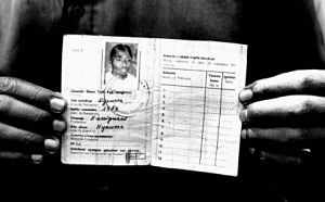 Rwanda identity card