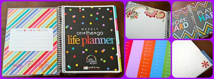 Erin Condren Life Planner details