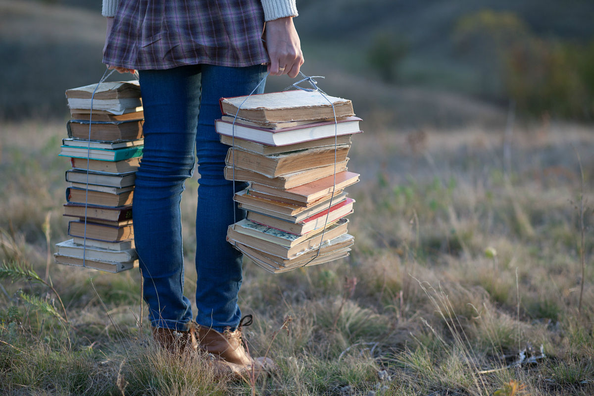 From Head to Toe posts changing our lives through the books we read