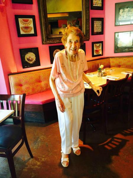 Melva Bolhofner, Peggy's mom had a huge impact on my life.