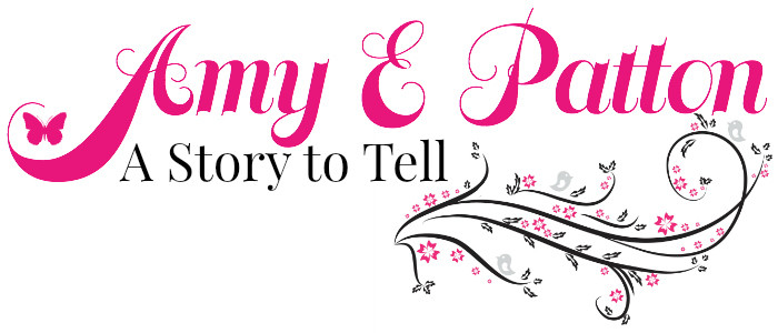 Amy E Patton | A Story to Tell blog header