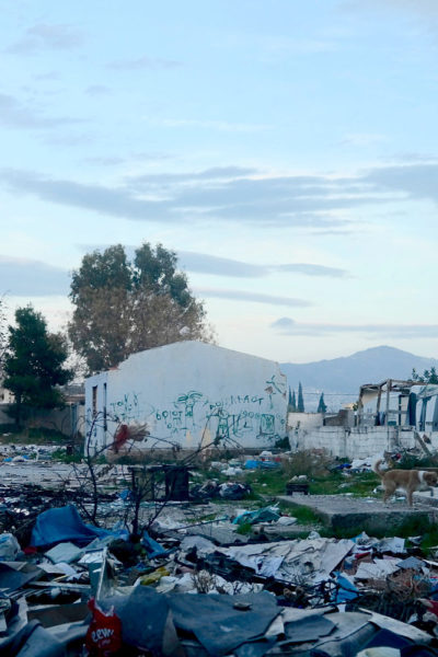 potential site for Hope School with Hellenic Ministries in Greece