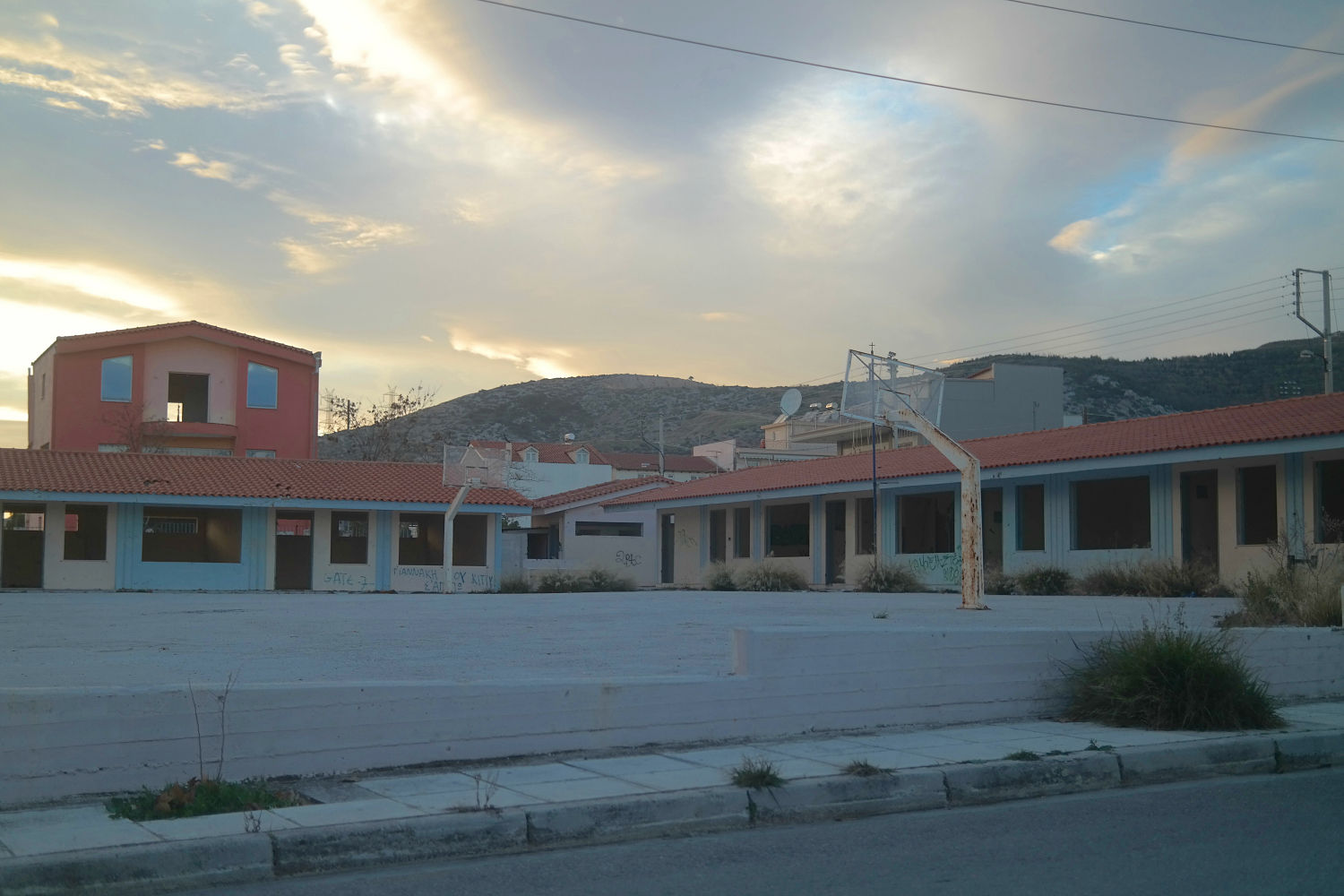 Hope School site for Hellenic Ministries Greece