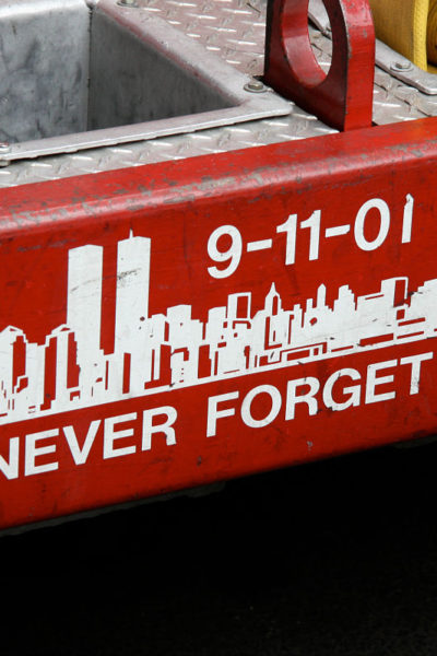 On 9/11 may we never forget and may we heal.