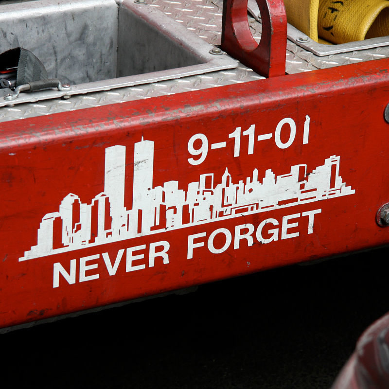 Why We Need to Remember 9/11 | Five Minute Friday | Heal